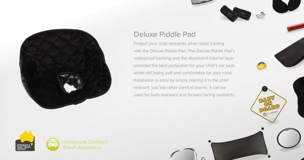 Infasecure Piddle Pad