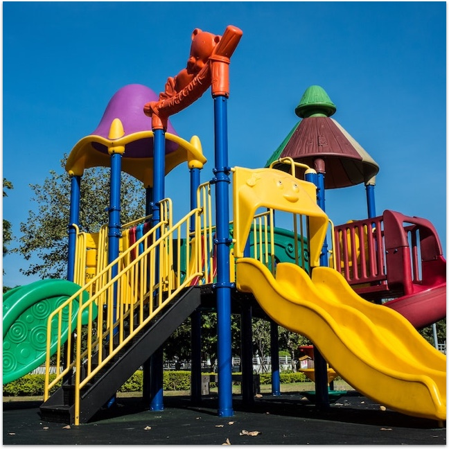Kidsafe QLD playground consulting services