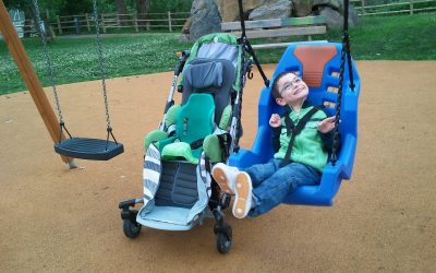 Let's swing into safety: Do you know these handy tips for safe swing play?